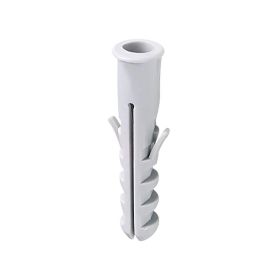 Bucha de Nylon para Concreto e Alvenaria 8mm 10 pecas - Bemfixa