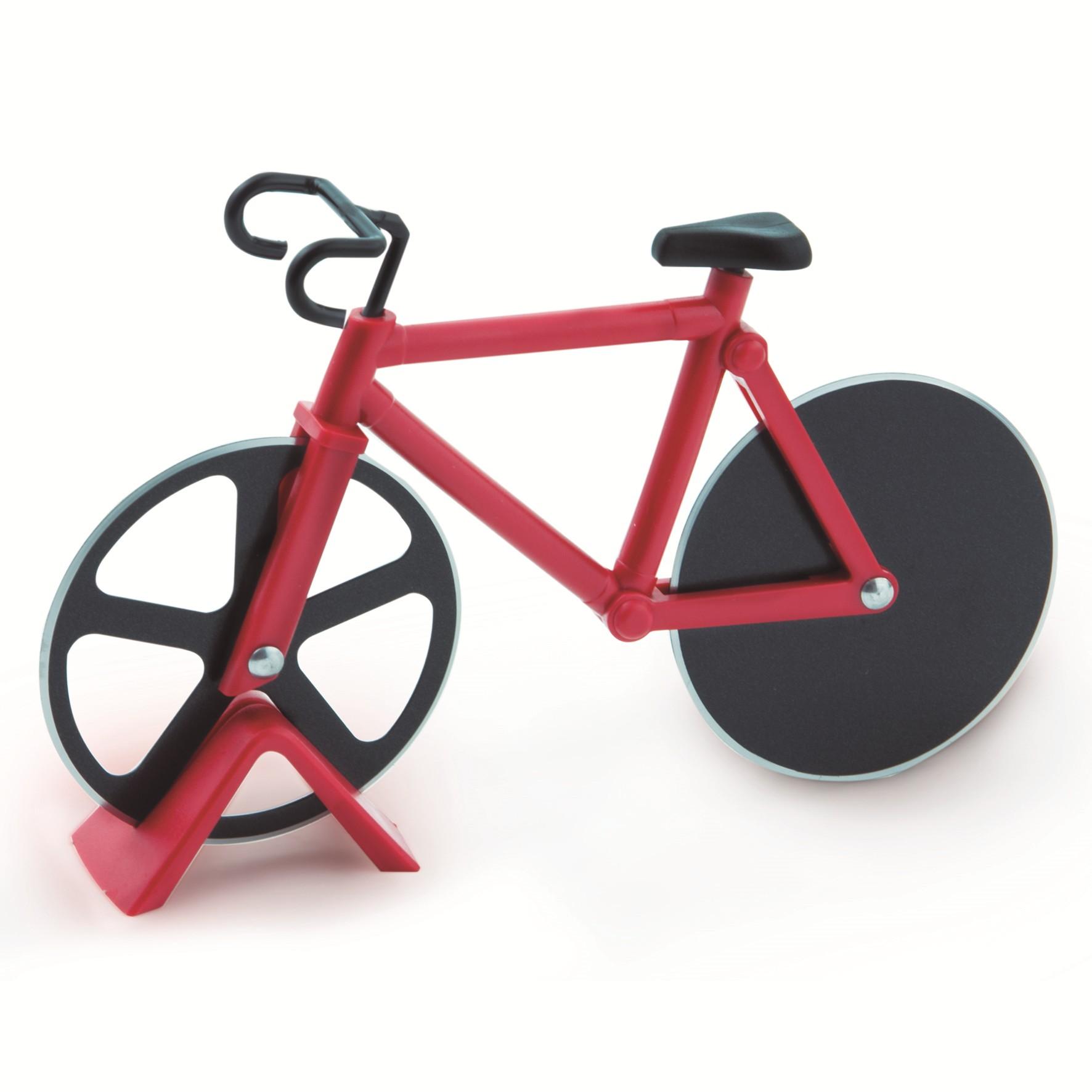 Cortador Pizza Inox Bicicleta - Asa19273