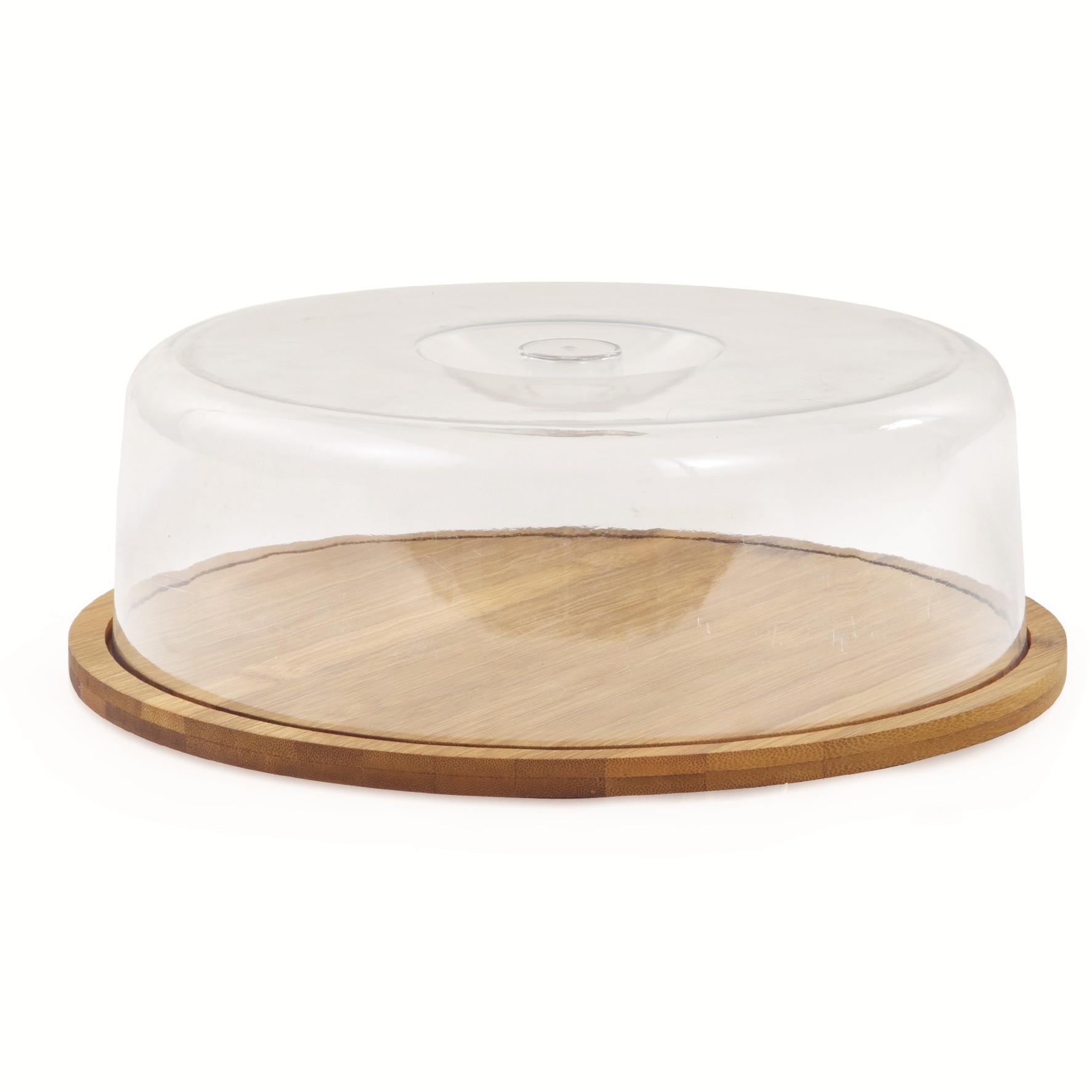 Porta-bolo Bambu e Plastico 275cm - Mimo Style