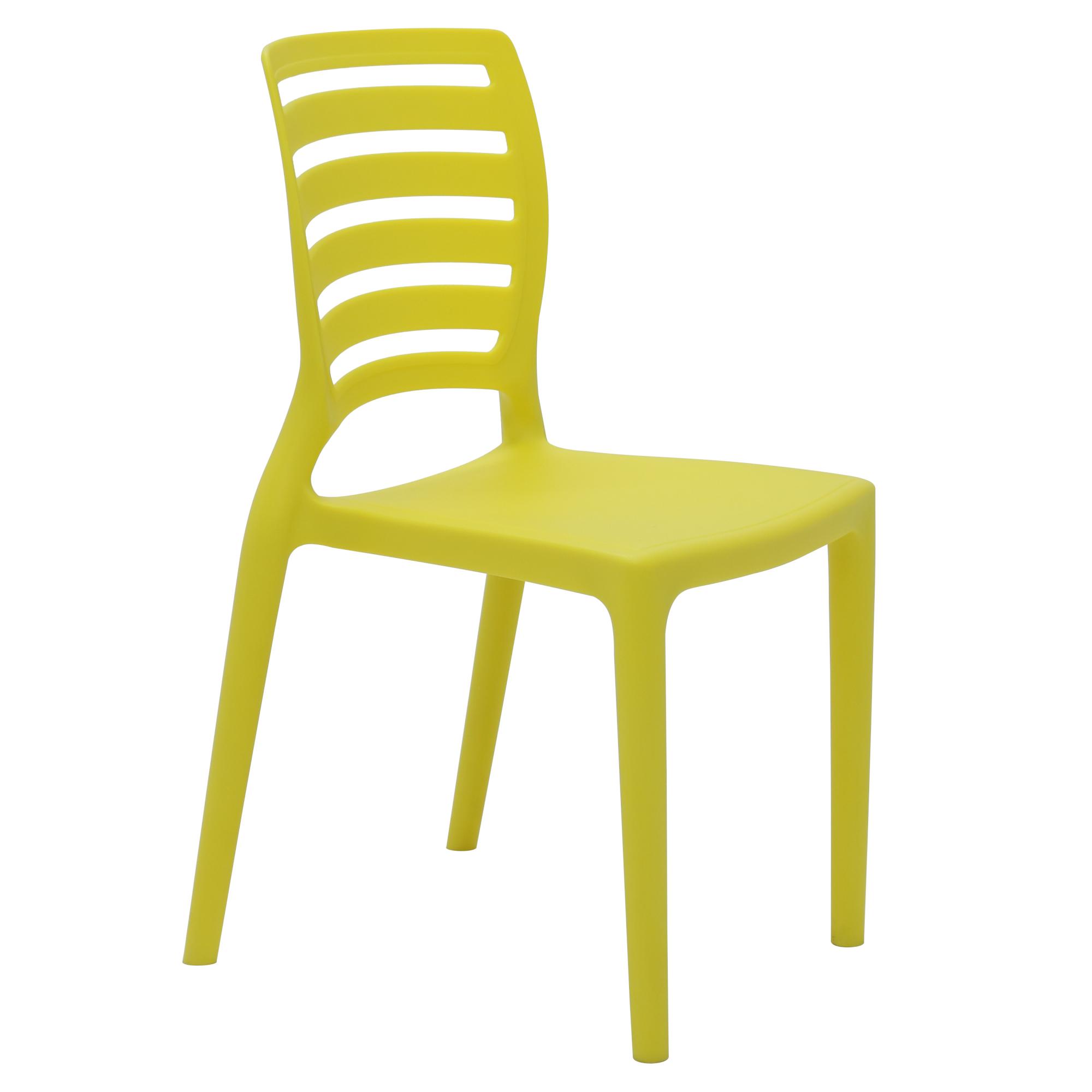 Cadeira Infantil Sofia Amarela - 92282000 - Tramontina