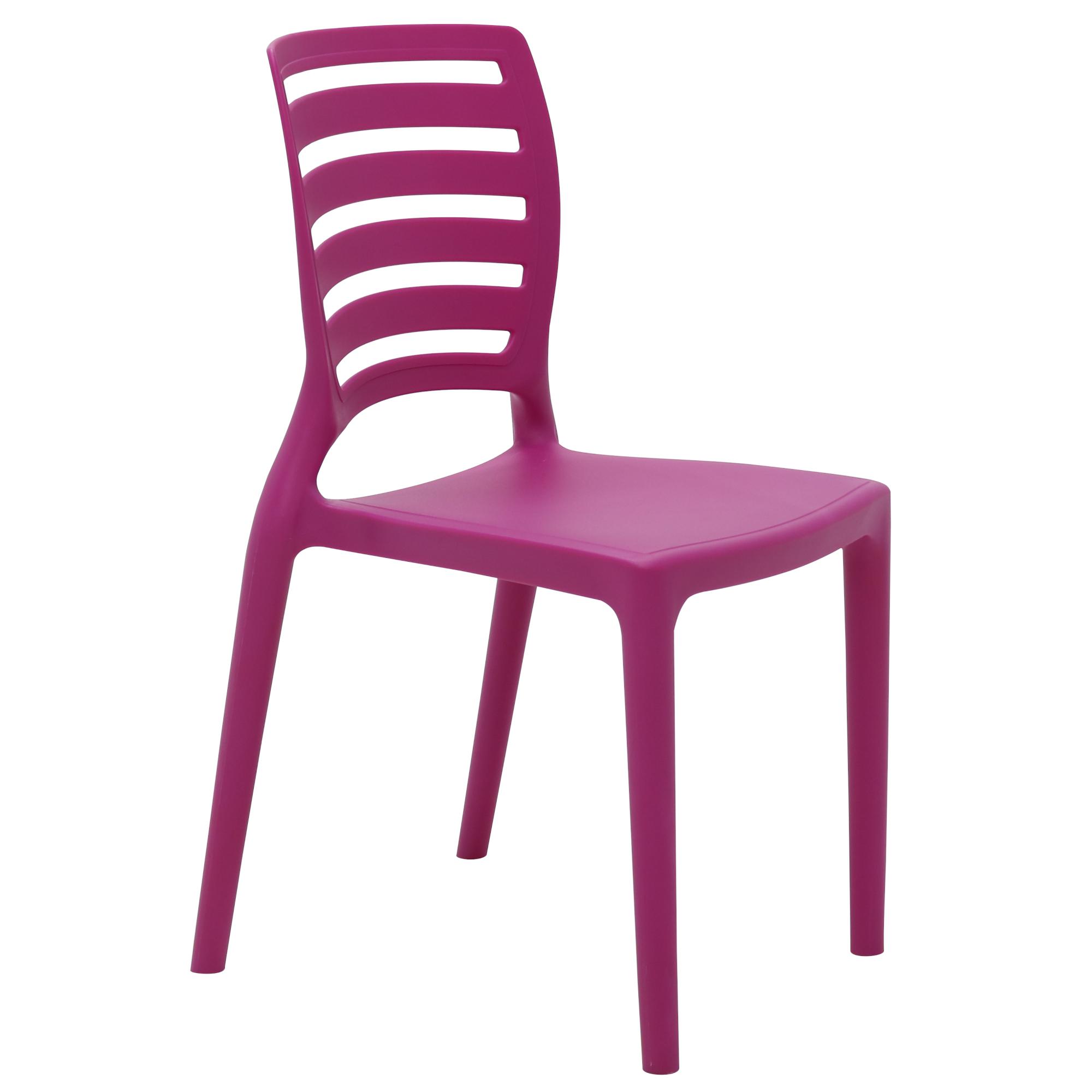 Cadeira Infantil Sofia Rosa - 92272060 - Tramontina