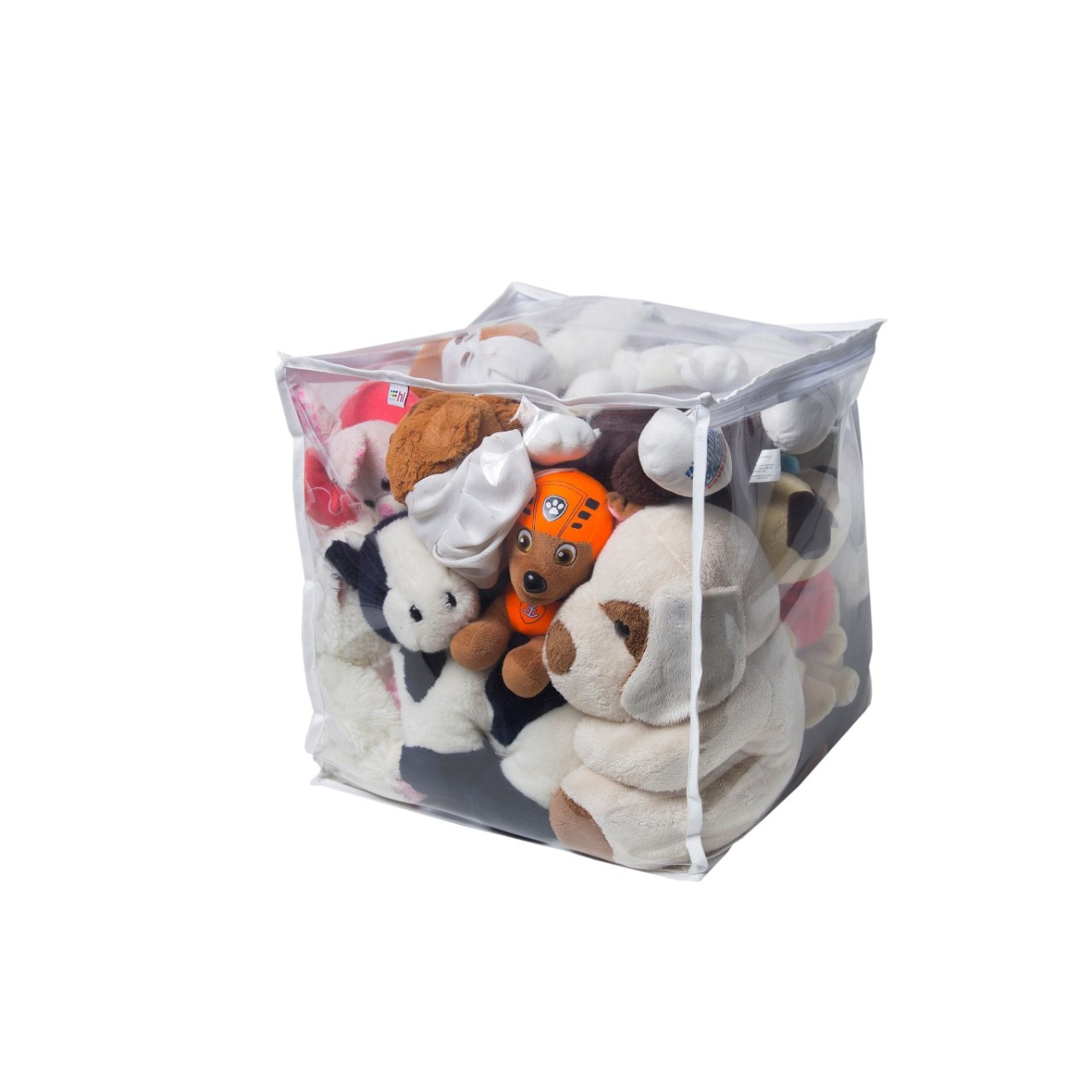 Caixa Organizadora de Plastico e Vies Transparente - HL