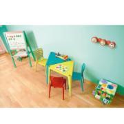 Cadeira Infantil Sofia Azul Turquesa - 92272070 - Tramontina
