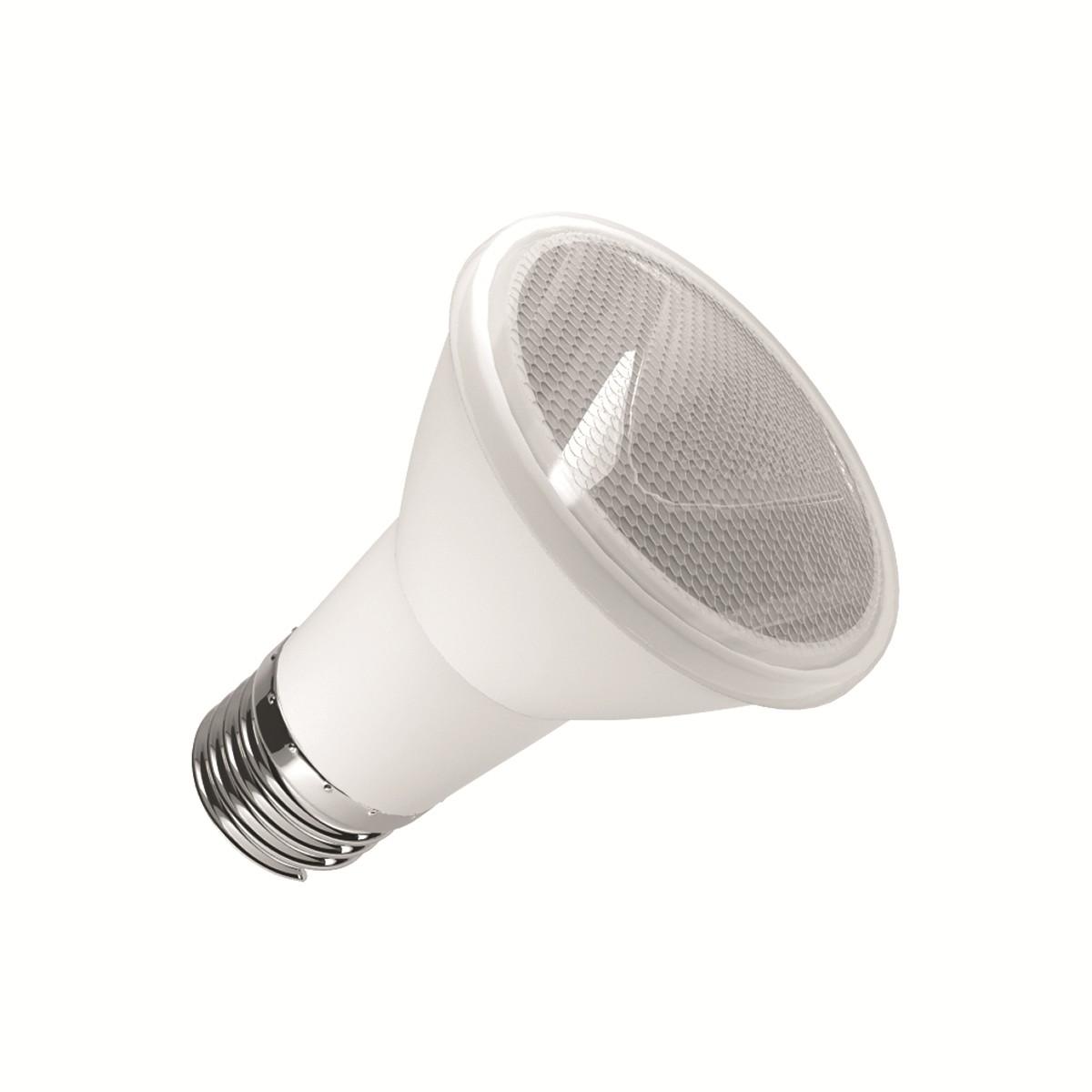 Lampada LED PAR20 6W E27 IP65 Amarela - Luminatti