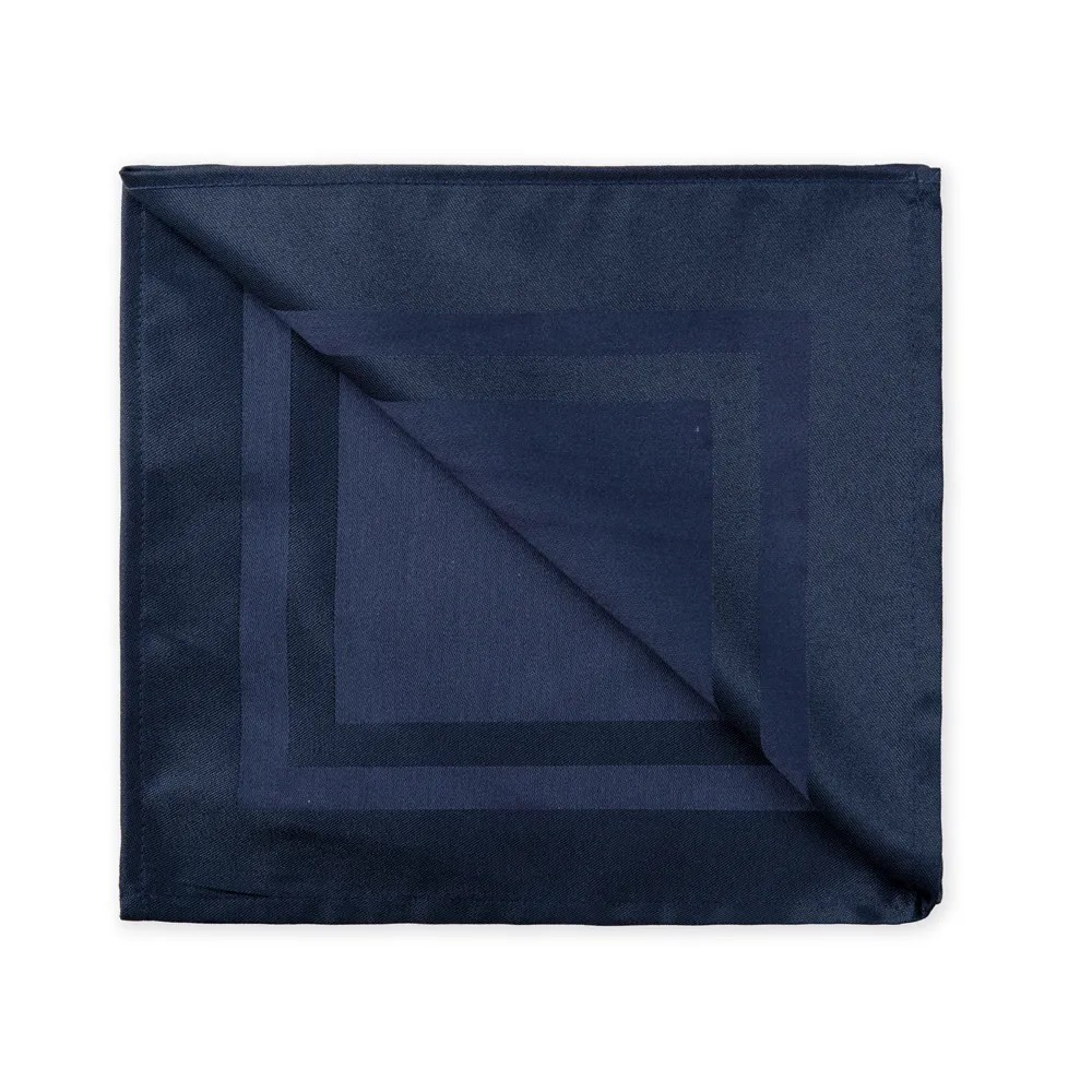 Guardanapo de Tecido Gourmet 50x50 cm Azul Marinho - Karsten