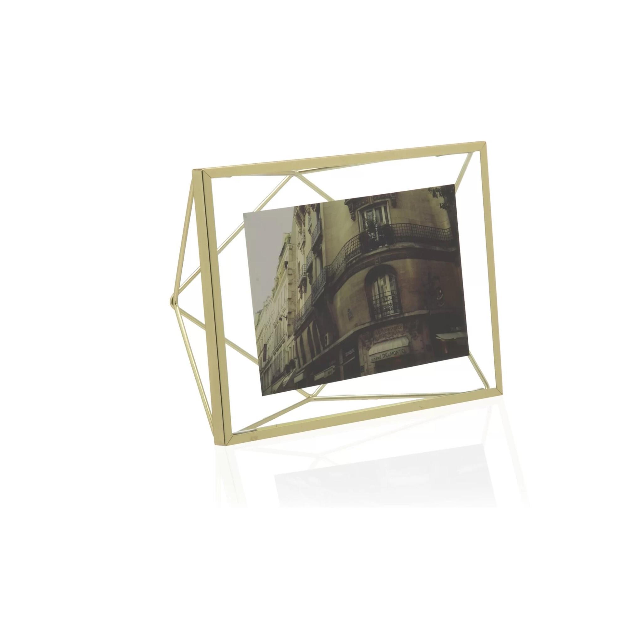 Porta Retrato Unifoto 15x20 cm Gold PR024 - Casambiente