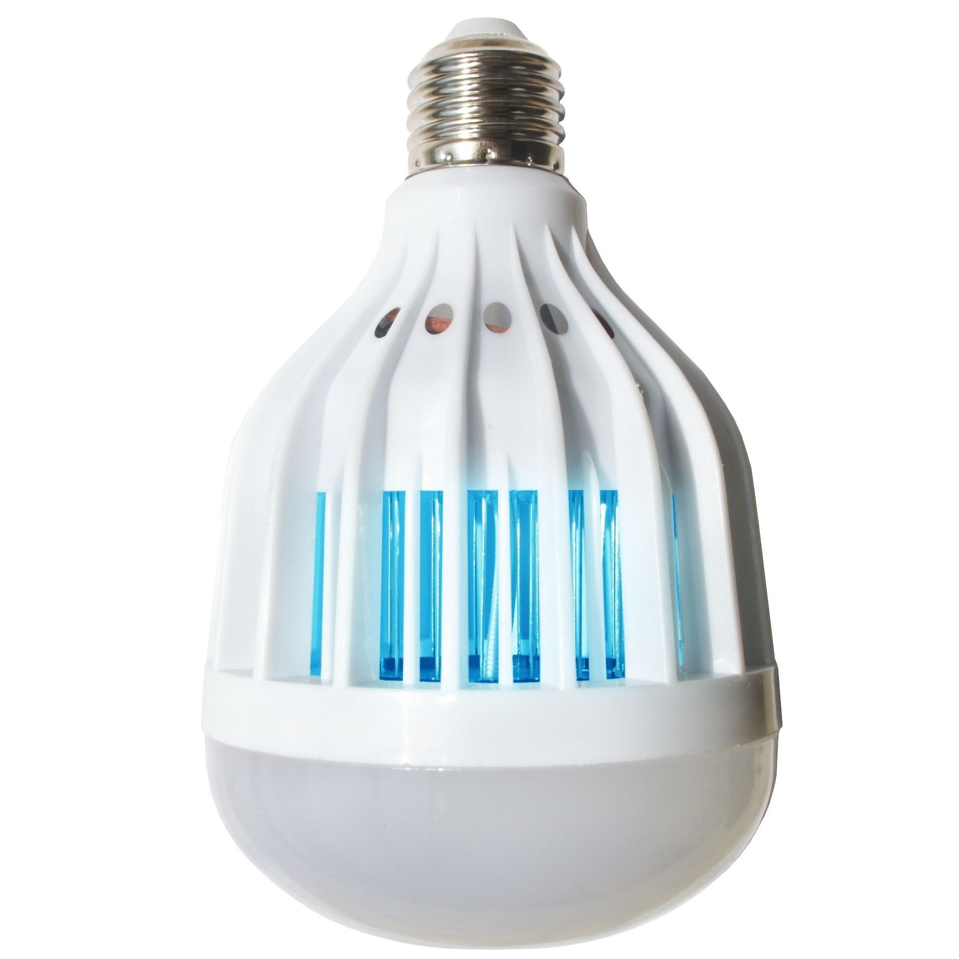 Mata Inseto com Lampada LED 9W 220V - LED Protect