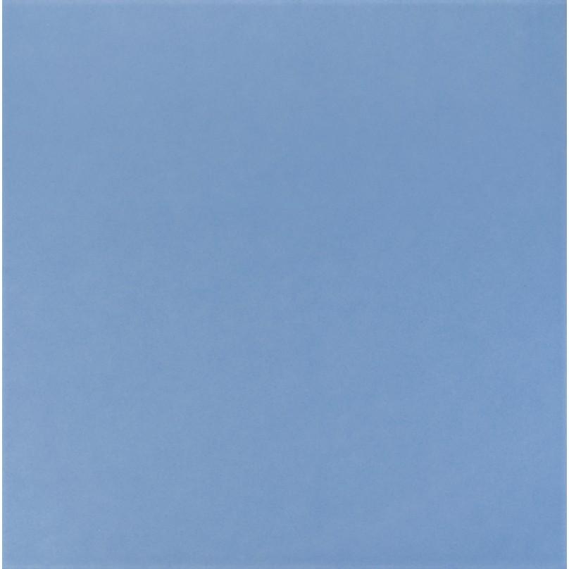 Azulejo para Piscina 20x20 Brilhante Sky Blue - Incepa