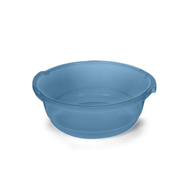 Bacia de Plastico 195L 46cm Verde - 1285027 - Plasvale