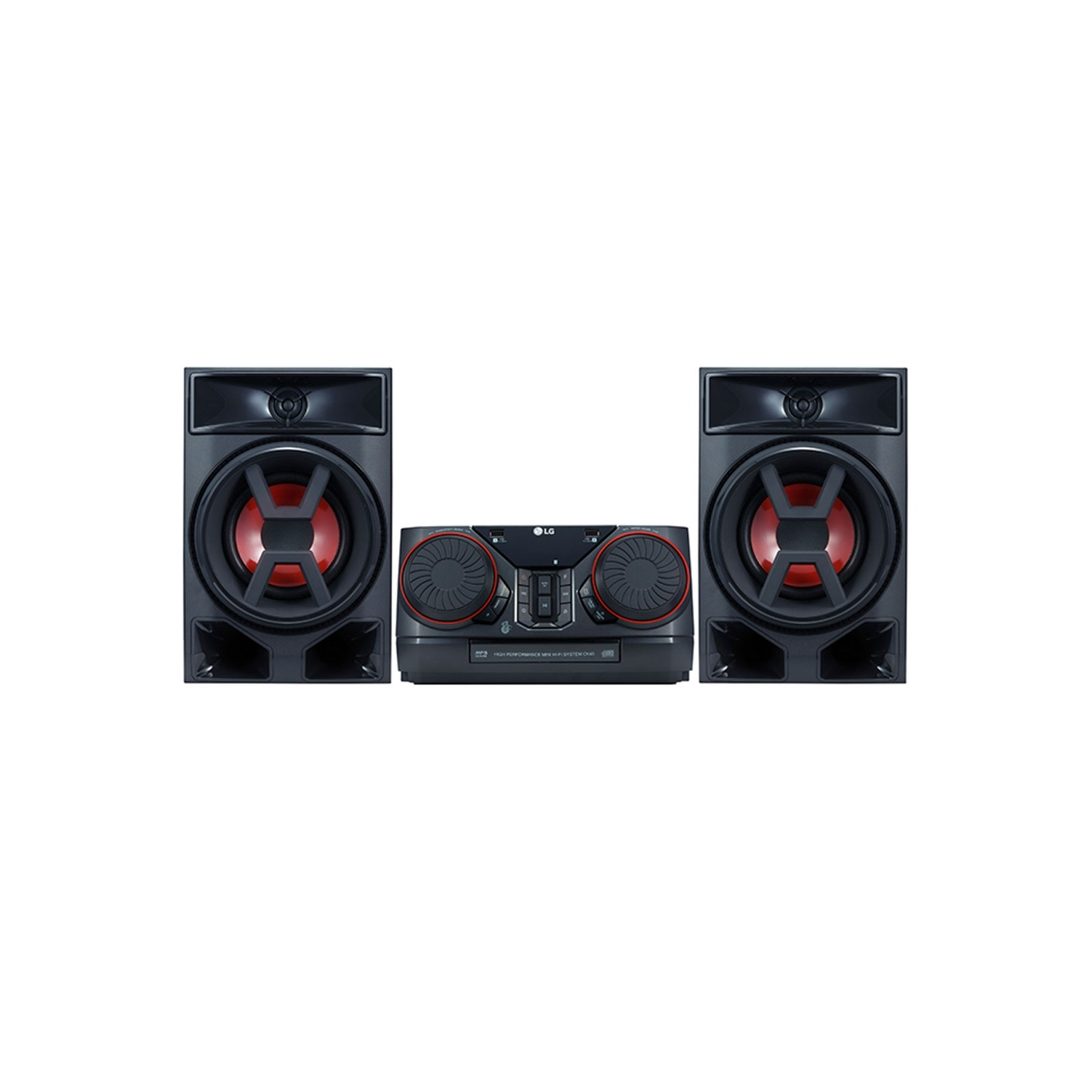 Mini System LG Xboom 220W CD USB - CK43