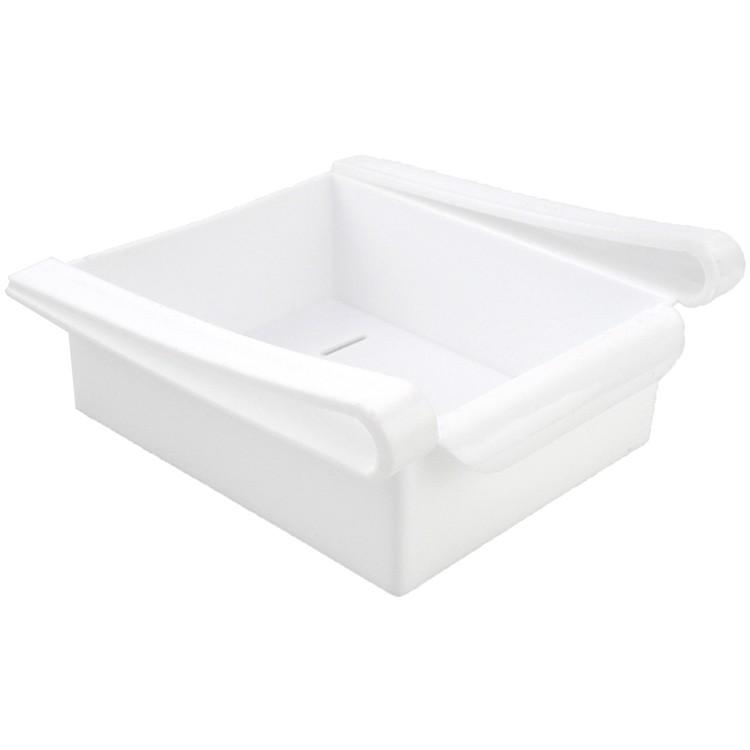 Organizador para Geladeira de Plastico Branco CK2963 - Clink