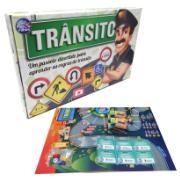 Jogo de Tabuleiro Trânsito - Pais e Filhos