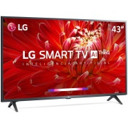 "Smart TV LED 43"" LG Full HD 43LM6300PSB - 3 HDMI 2 USB"