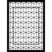 Quadro Decorativo 50x70 cm Geométrico 902/3 - Art Frame
