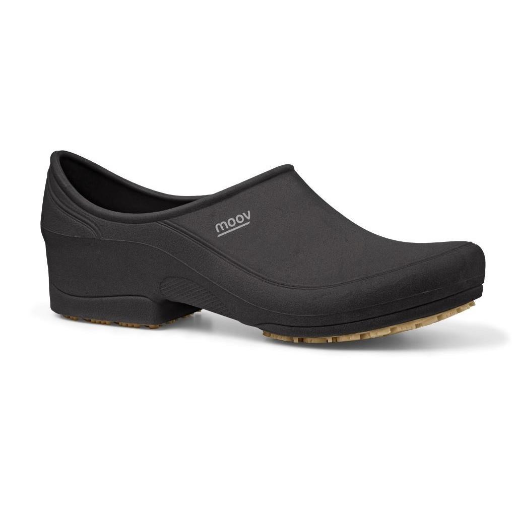 Sapato de TPR ESP Preto Numero 34 - Moov - Bracol