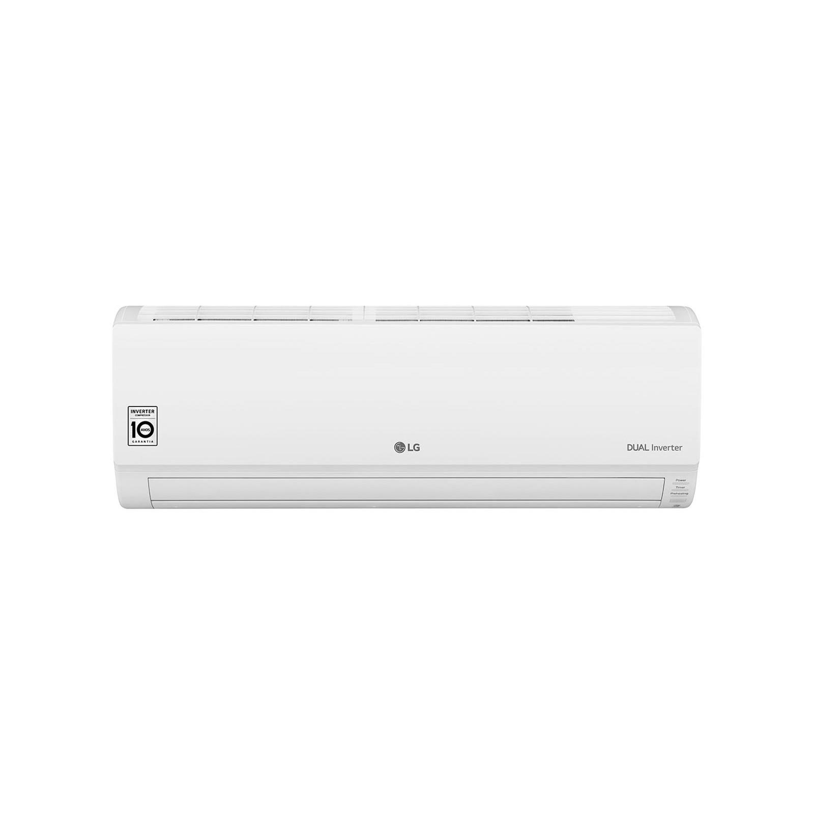 Ar Condicionado Multi split LG Inverter 9000 BTUs 220V - Frio - S4NQ09WA5AAEB2GAMZ