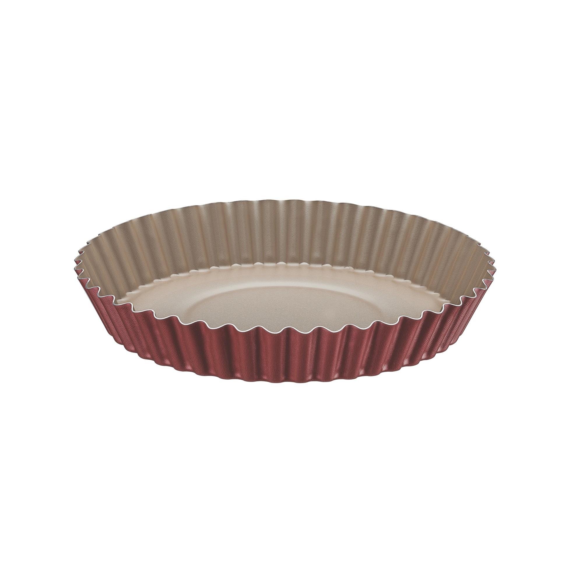Forma de Aluminio Antiaderente para Bolo Redonda 22cm - Tramontina