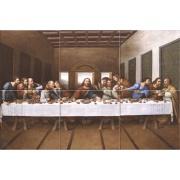 Painel Santa Ceia 40 x 60 cm - Gabriella