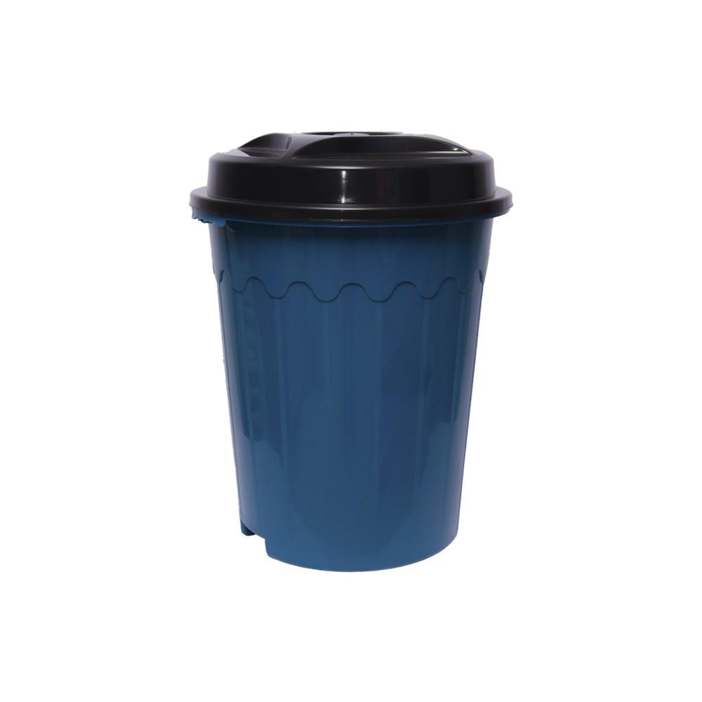 Cesto Multiuso 100L Azul - New Plastico
