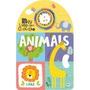 Meu Livro com Chocalho Animais - Ciranda Cultural