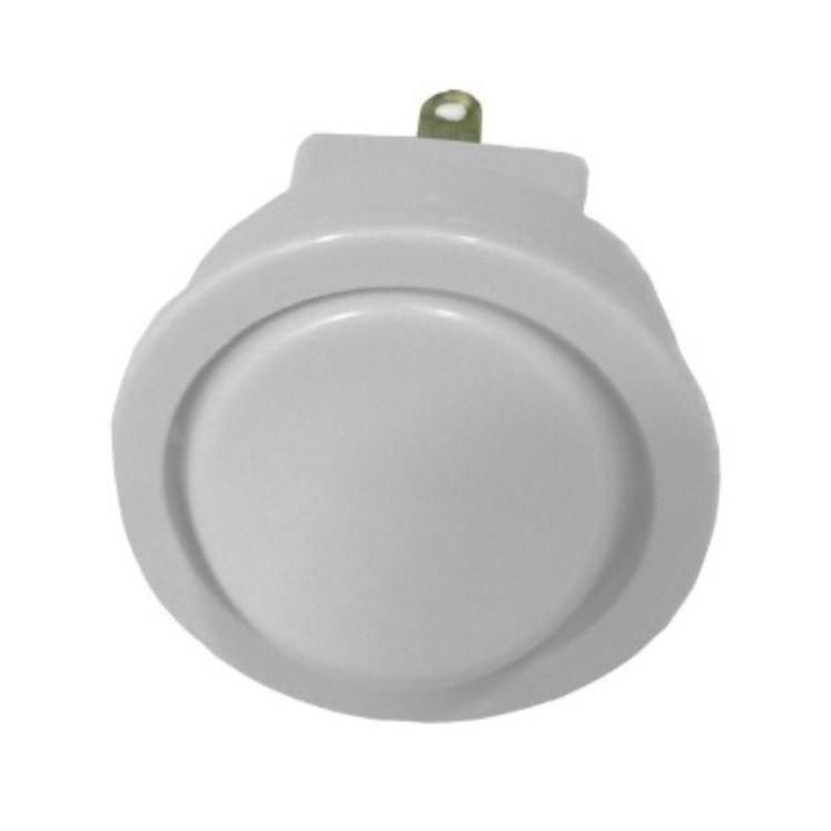 Modulo Interruptor Simples Tecla 10A Branco - Mar Girius