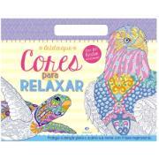 Livro Cores para Relaxar - Ciranda Cultural