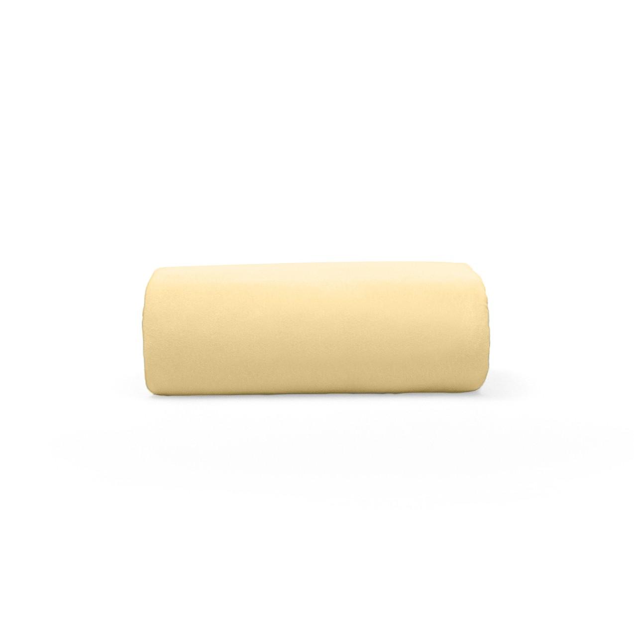 Lencol Solteiro Art Premium com Elastico 100 algodao Amarelo - Buettner