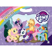 My Little Pony Colorindo As Ponêis - Ciranda Cultural