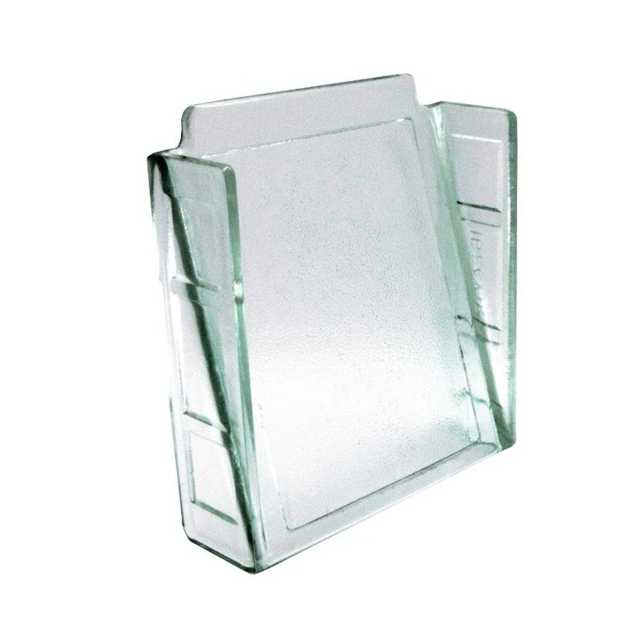 Veneziana de Vidro 20x20x6 cm - Ibravir