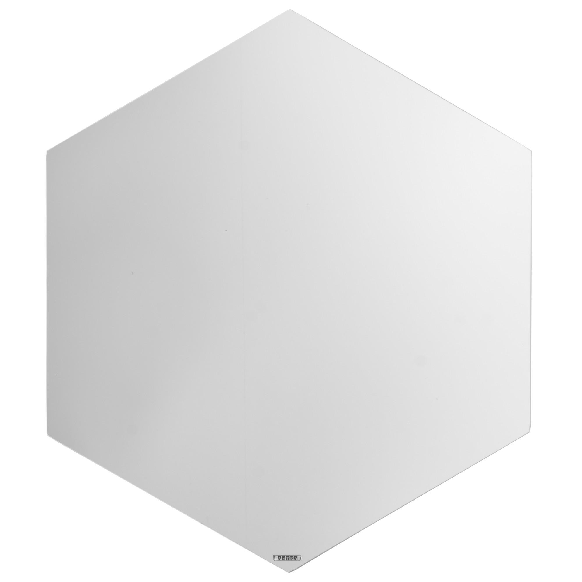 Espelheira Hexagonal 60x52 cm - Astra