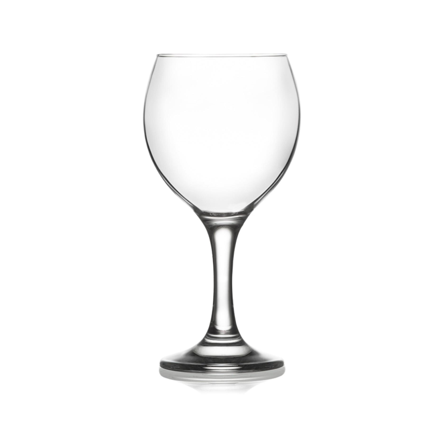 Jogo de Tacas de Vidro para Agua 6 Pecas 365ml 17814 - Yangzi