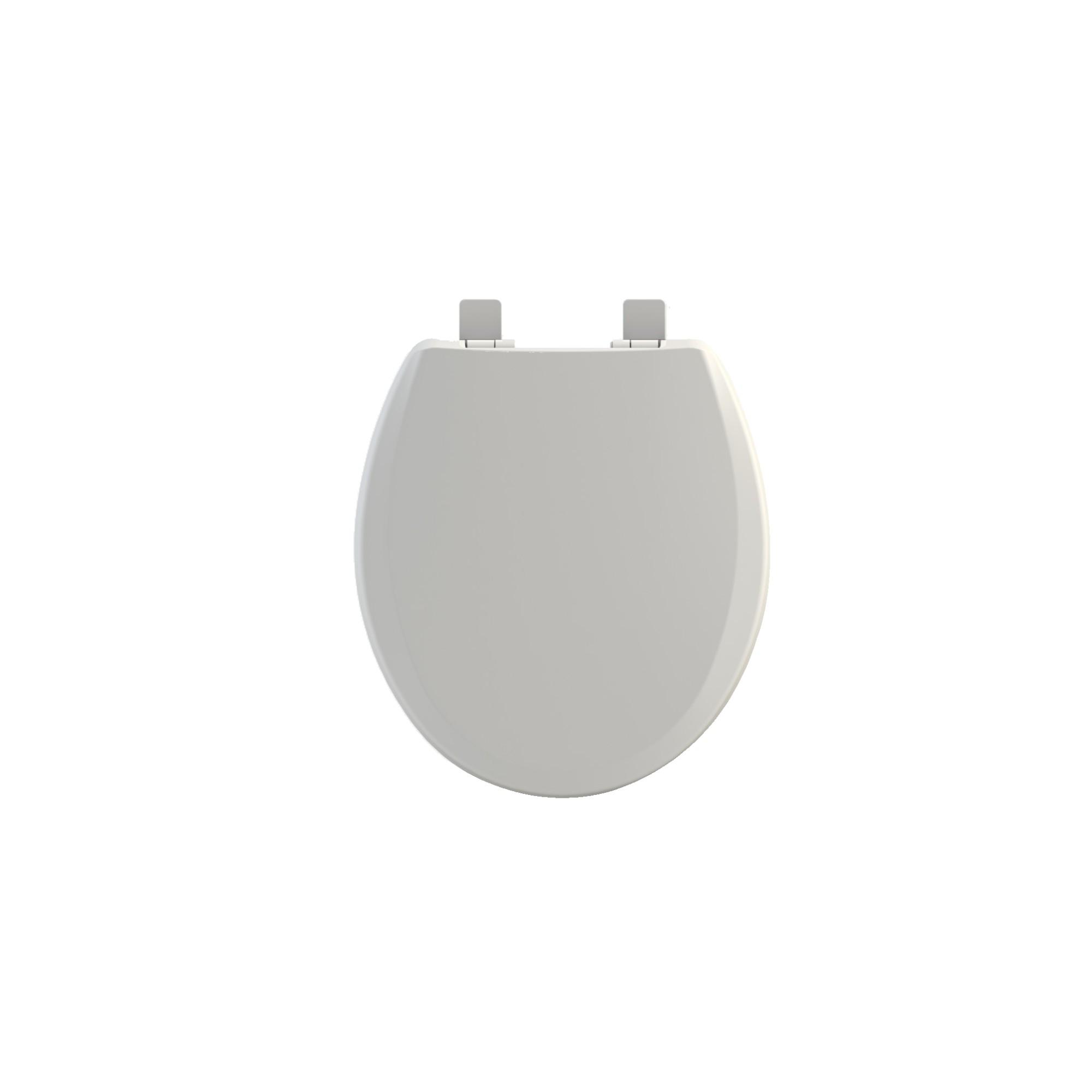 Assento Sanitario Oval Soft Close Branco 95644 - Amanco