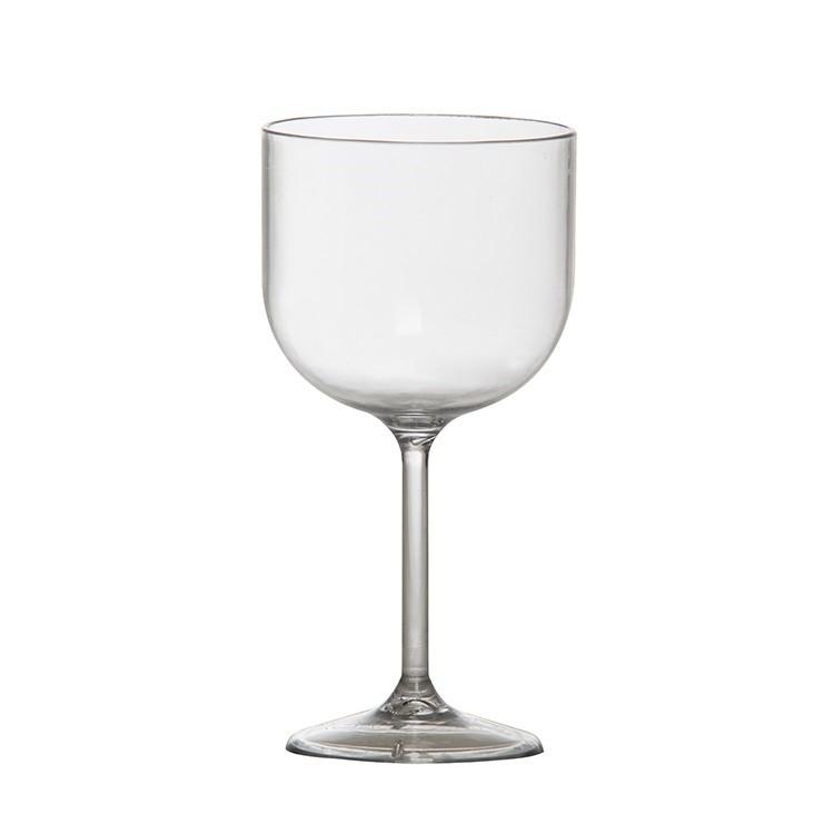 Taca de Gin de Plastico Luxxor 510ml Incolor - Vem Plast