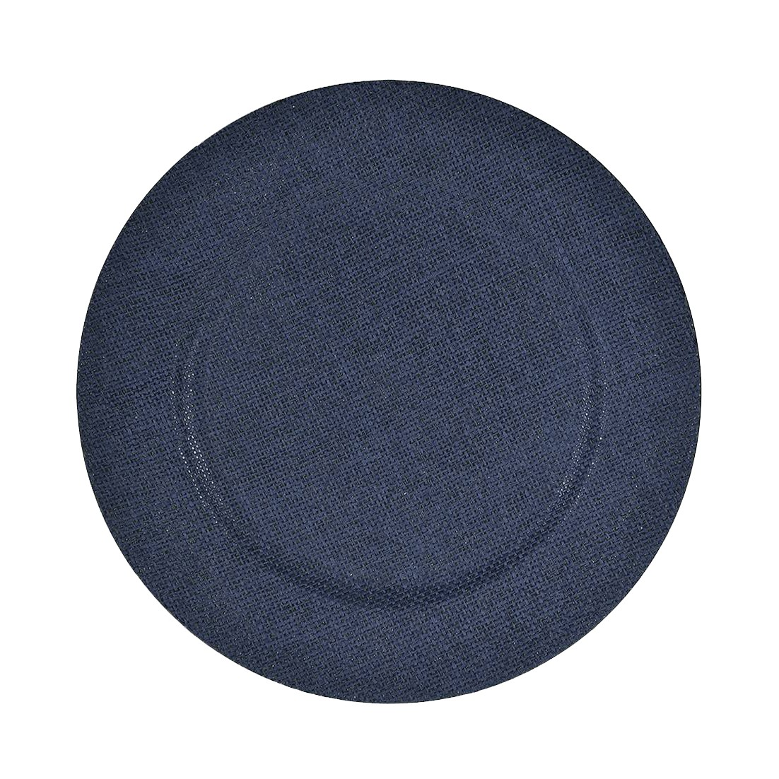 Sousplat Redondo Plastico 33cm Azul 44619-001 - G Presentes