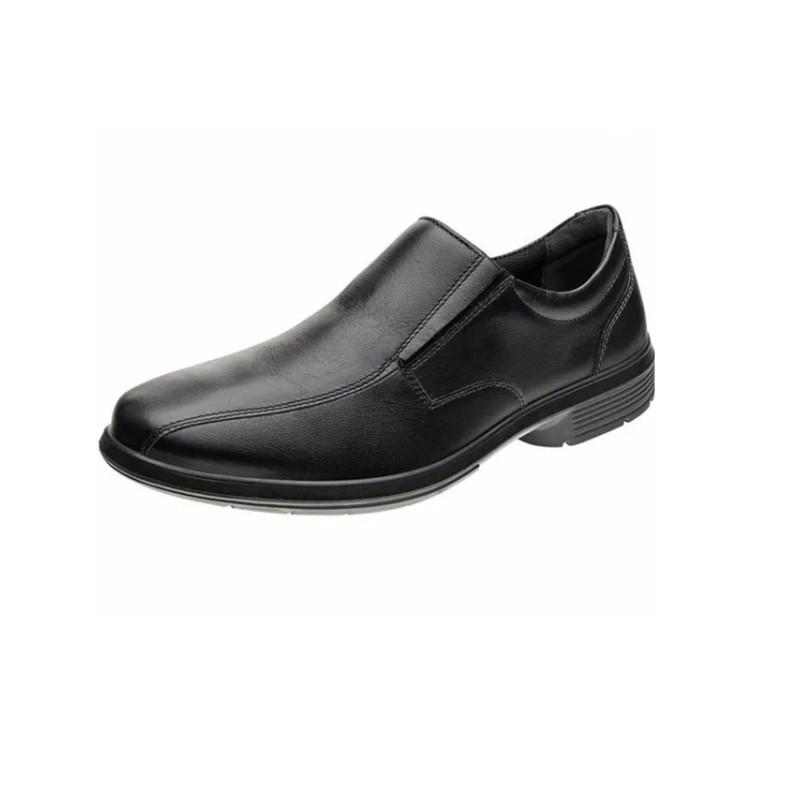 Sapato de Couro com Elastico Numero 37 - London Safe - Marluvas