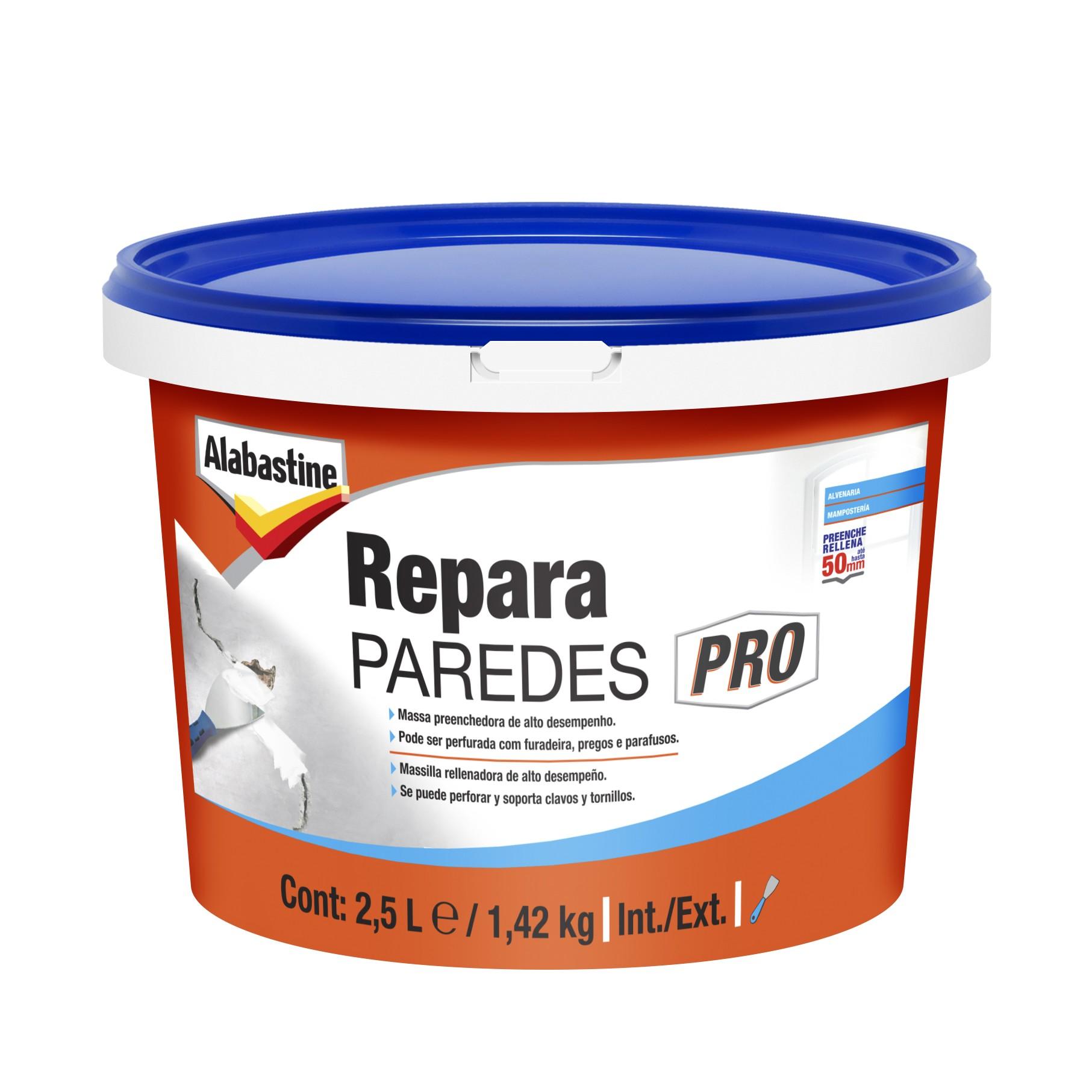 Repara Paredes Pro 142Kg - Alabastine