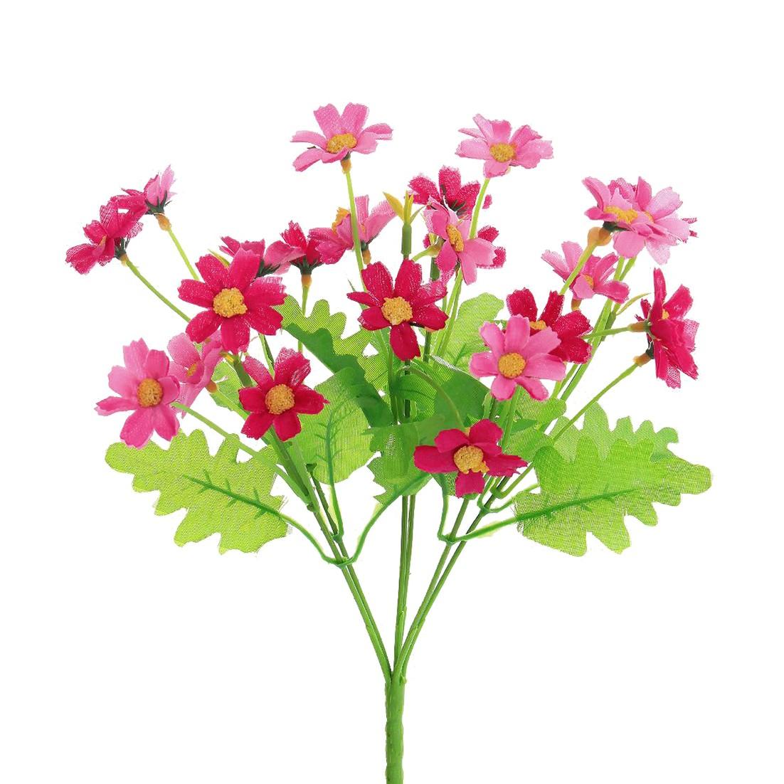 Buque Artificial Mini Poppy X6 Rosa