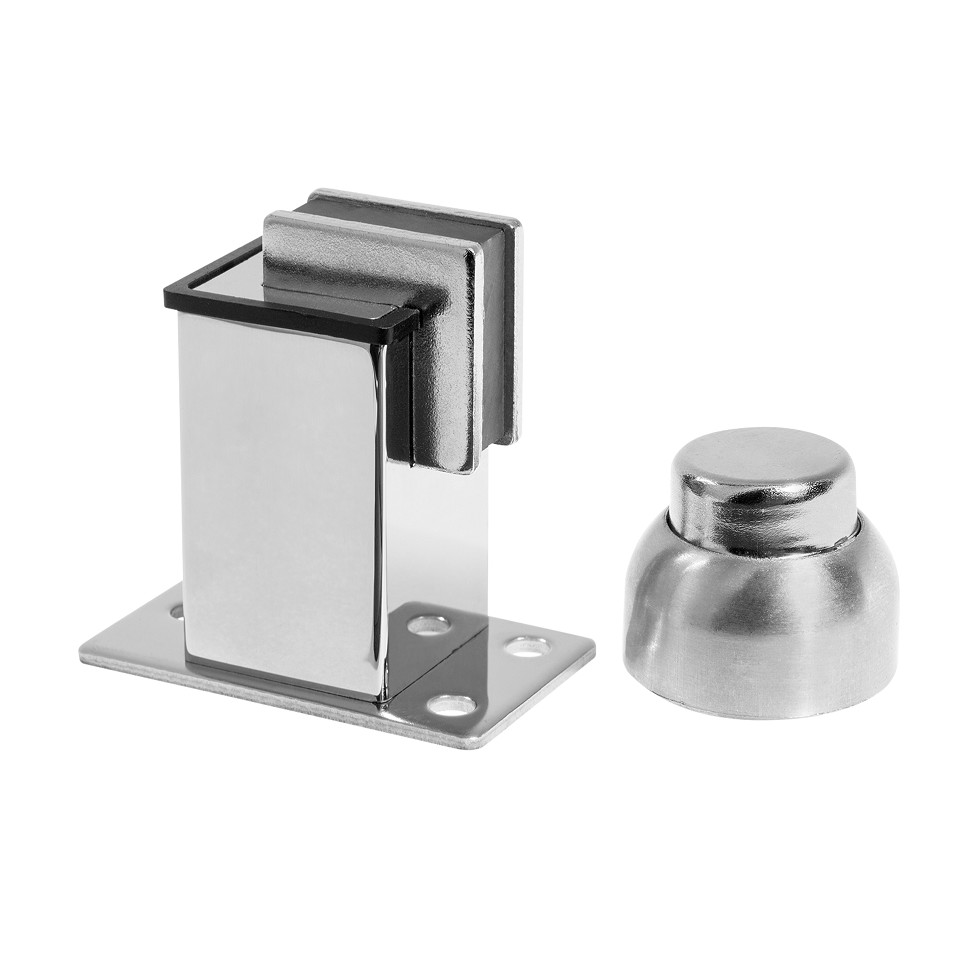 Fixador Magnetico para Porta Inox - Stam