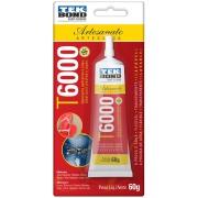 Cola Permanente para Artesanato T600 60g -Tekbond