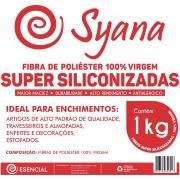 Fibra de Poliéster para Enchimento de Almofada 1Kg - Syana