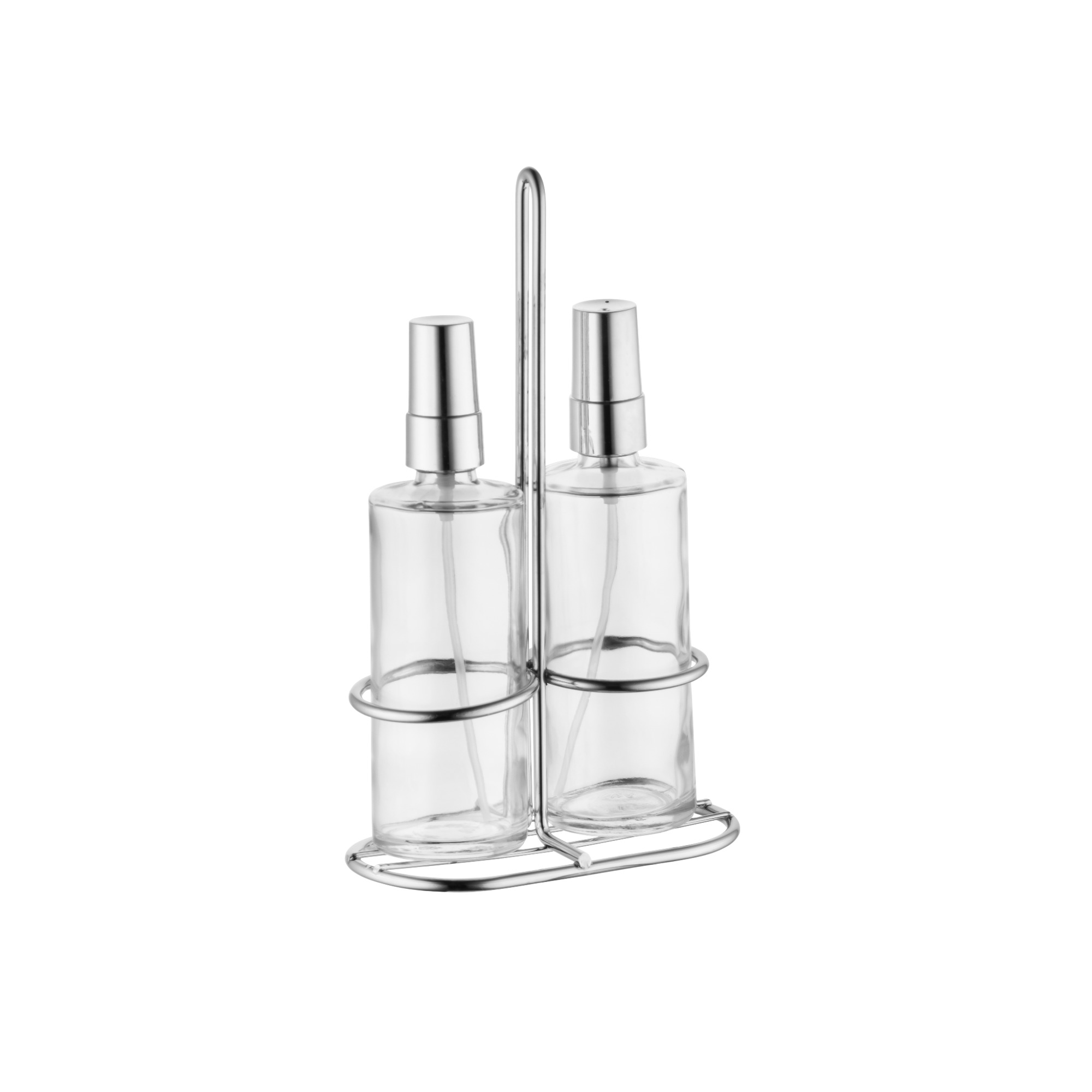 Galheteiro Spray Vidro Transparente - Forma