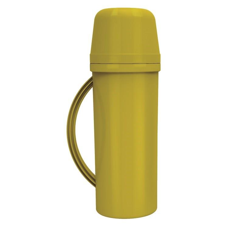 Garrafa Termica de Plastico com Rosca 1L Verde claro - 25100310 - Mor