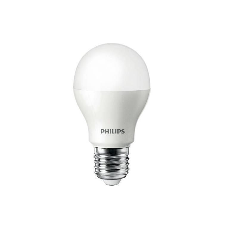 Lampada LED Philips Bulbo 9W Luz Branca E27 Bivolt