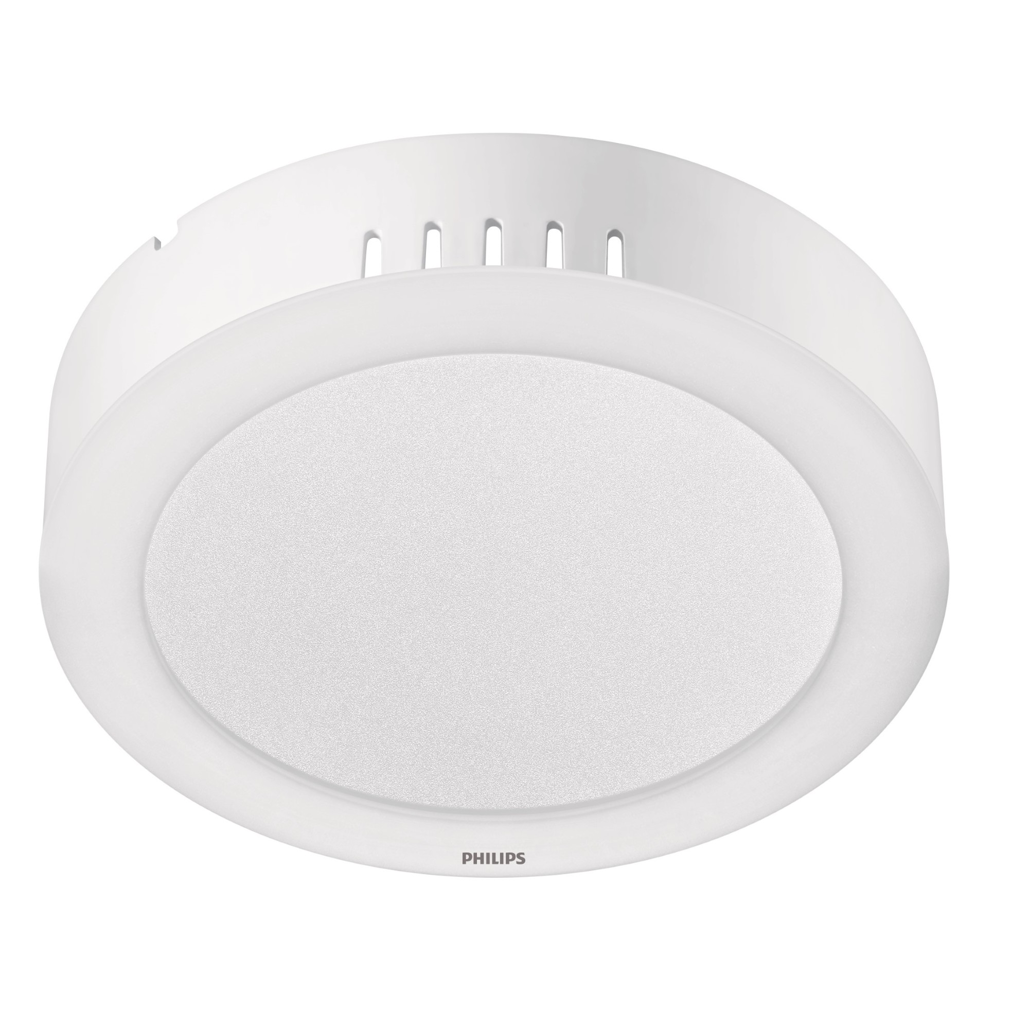 Painel LED Redondo 11W Luz Quente 900lm - Philips