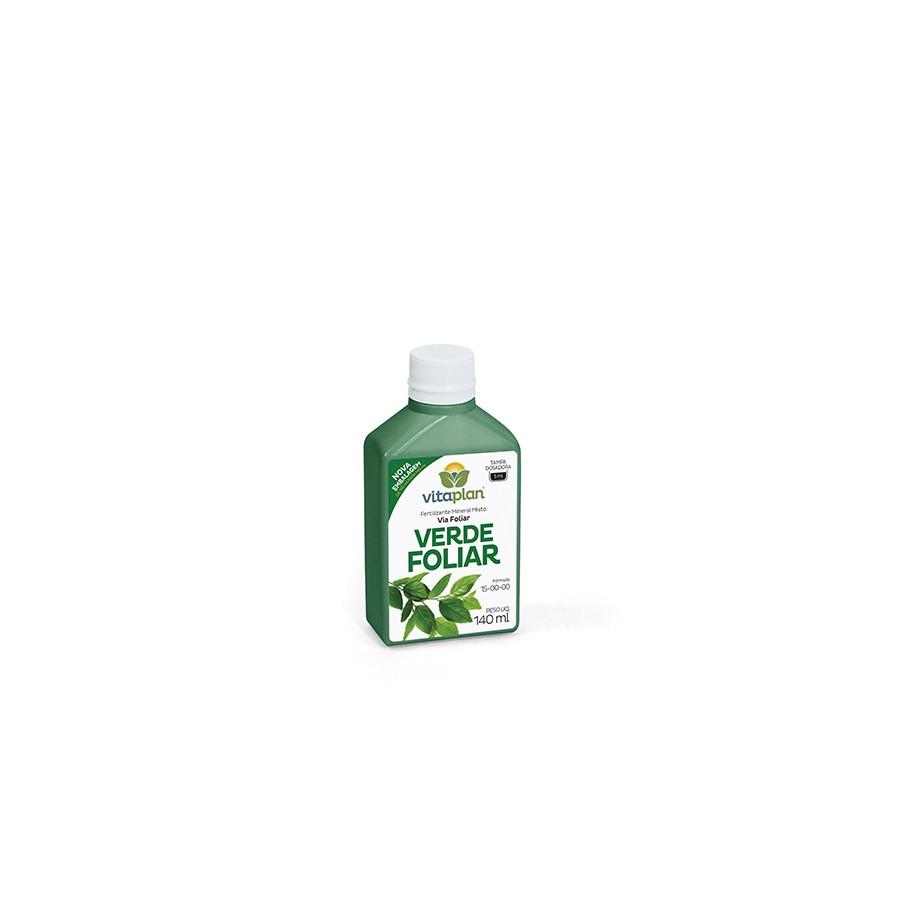 Fertilizante Mineral para Folhagens em Geral 140 ml - Nutriplan