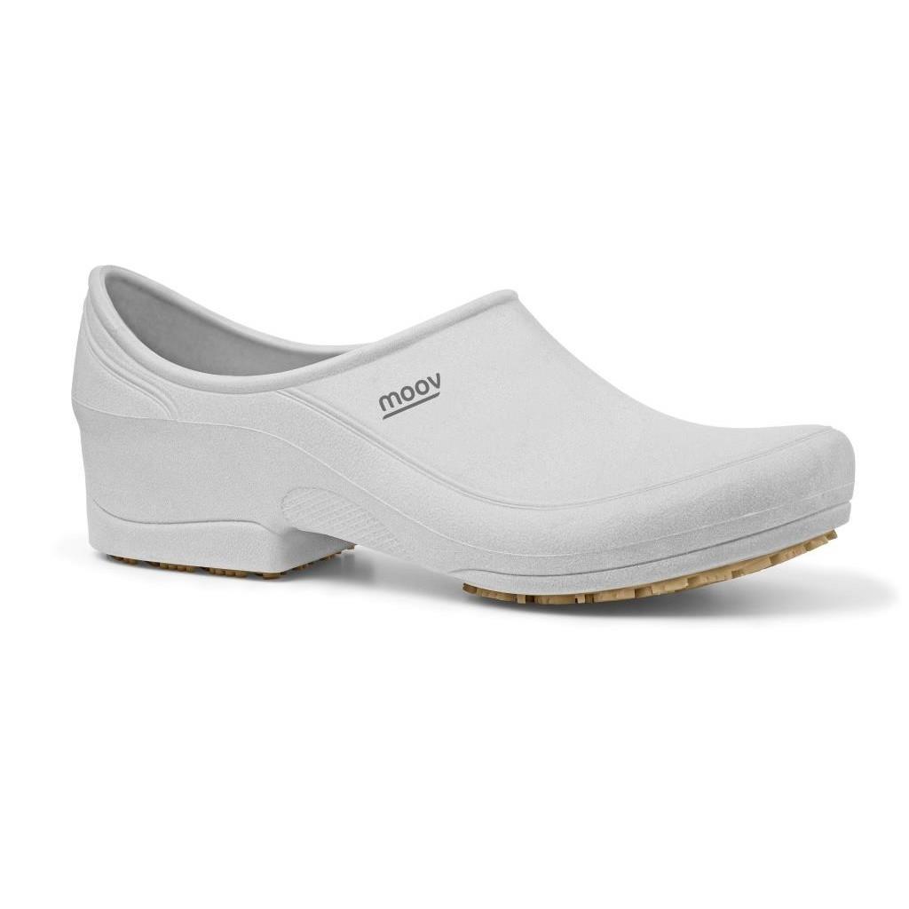 Sapato de TPR ESP Branco Numero 34 - Moov - Bracol