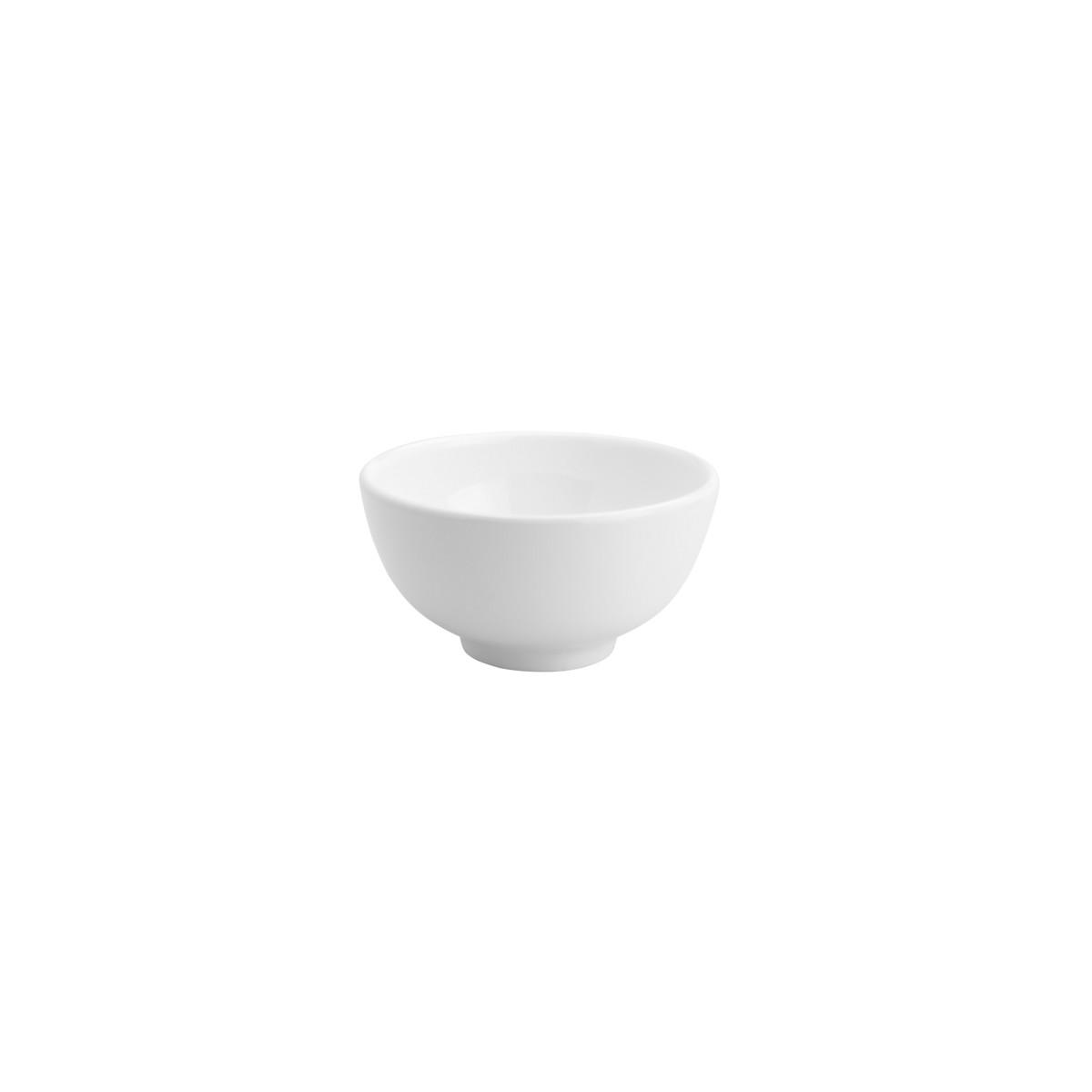 Tigela de Porcelana Redonda Clean 13cm - Lyor