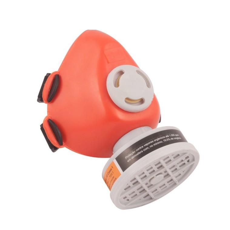 Respirador 14 Facial Termoplastico Atoxico - Plastcor
