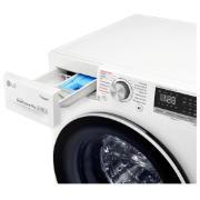 Lavadora de Roupas Smart LG 11Kg  220V Branca VC4 LG ThinQ AI - FV5011WG4A