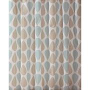 Cortina Box para Banheiro Bianchini 180x180 cm em PEVA - Verde